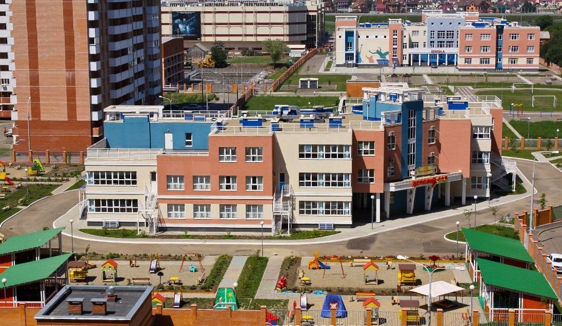 Детский сад 100