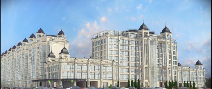 ЖК Клубный квартал, г. Краснодар